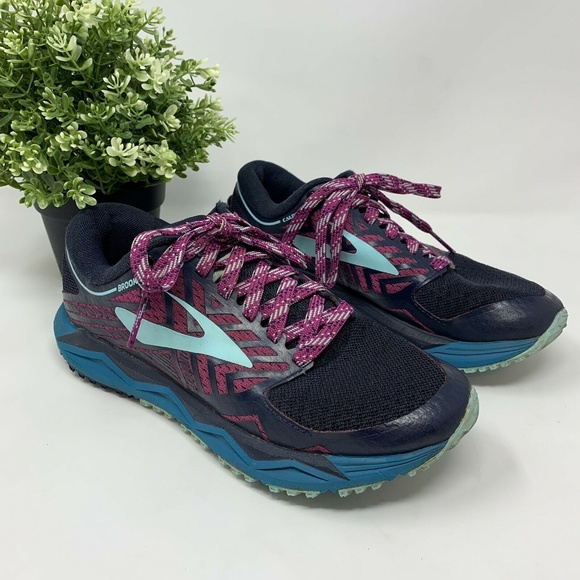 online store c3eb3 a2541 Brooks Caldera 2 Trail Running Shoes Athletic 6.5